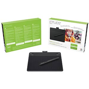 Grafiktablett, Intuos Photo Pen & Touch Small WACOM CTH-490PK-S