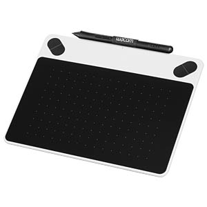 Grafiktablett mit Stift-Eingabe WACOM CTL-490DW-S