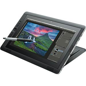Professional creative tablet, Windows 8.1 WACOM DTH-W1310T