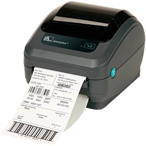 Direct thermal printer (USB/LAN) ZEBRA GK42-202220-000