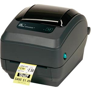 Thermal transfer printer (USB/LAN) ZEBRA GK42-102220-000