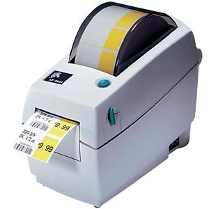 Direct thermal printer (USB/LAN) ZEBRA 282P-201520-000