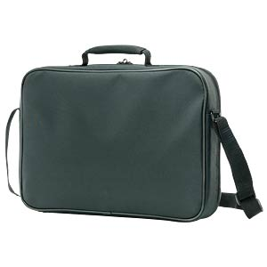 Laptop bag, 15 - 17.3, black BASE XX D31127