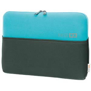 Neoprene protective cover, 15.6, grey and blue BASE XX D31136