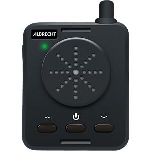ALBRECHT 29984 - Funkempfänger-Lautsprecher PMR446