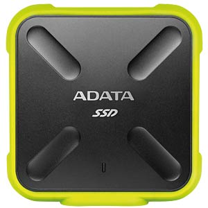 ADATA USB SSD SD700 512GB A-DATA ASD700-512GU3-CYL