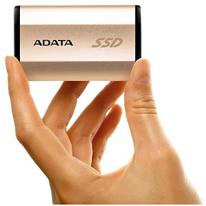 ADATA SE730 Gold 250GB, USB 3.1 A-DATA ASE730-250GU31-CGD