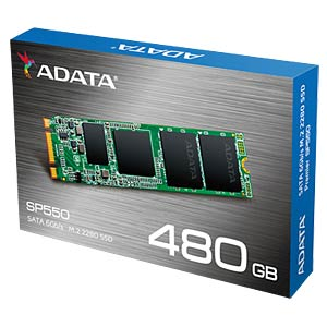 ADATA Premier SP550 480GB M.2 2280 A-DATA ASP550NS38-480GM-C