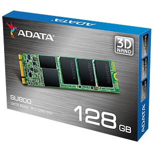 ADATA Ultimate SU800 128GB, M.2 SATA A-DATA ASU800NS38-128GT-C