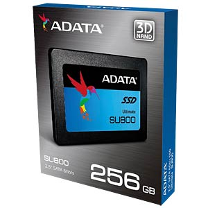 ADATA Ultimate SU800 256 GB 6.35 cm (2.5) A-DATA ASU800SS-256GT-C