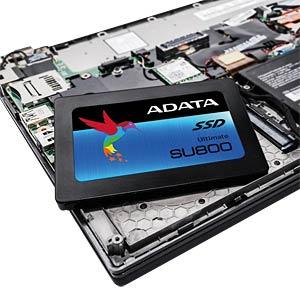 "ADATA Ultimate SU800 256GB 6,35cm (2,5"") A-DATA ASU800SS-256GT-C"