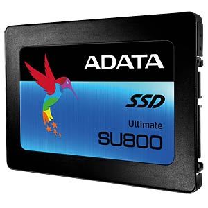 "ADATA Ultimate SU800 256GB 6,35cm (2,5"") A-DATA ASU800SS-256GT-C"