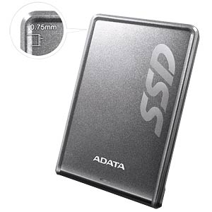 ADATA USB SSD Premier SV620H 256GB A-DATA ASV620H-256GU3-CTI