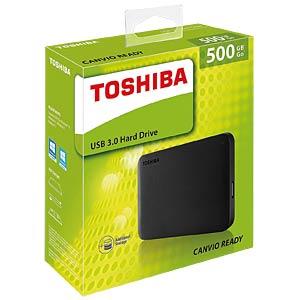 Toshiba Canvio Ready 500GB TOSHIBA HDTP205EK3AA
