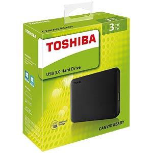 Toshiba Canvio Ready 3TB TOSHIBA HDTP230EK3CA