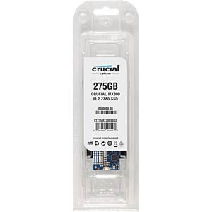 Crucial MX300 SSD 275GB M.2 2280 CRUCIAL CT275MX300SSD4