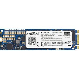 Crucial MX300 SSD 525GB M.2 2280 CRUCIAL CT525MX300SSD4