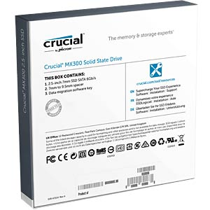 Crucial MX300 SSD 275GB CRUCIAL CT275MX300SSD1