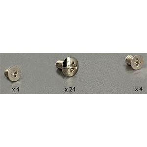 Einbaurahmen für bis zu 6x 2.5er Laufwerke DELOCK 18217