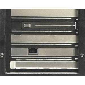 Mobile rack, PCI slot 2.5 SATA HDD DELOCK 47192