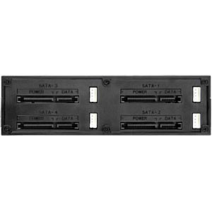 "4x6,35cm (2x 2,5"") SATA HDD Mobile Rack DELOCK 47210"