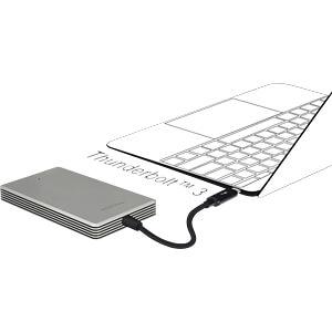 Delock Thunderbolt 3 Portable SSD 480 GB DELOCK 54007