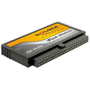 Flash Modul 4GB vertikal 44pin DELOCK 54156