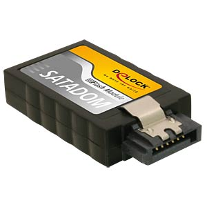 SATA 6 Gb/s Flash Modul 16 GB SLC DELOCK 54593