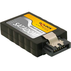 SATA 6 Gb/s Flash Modul 64 GB MLC DELOCK 54657