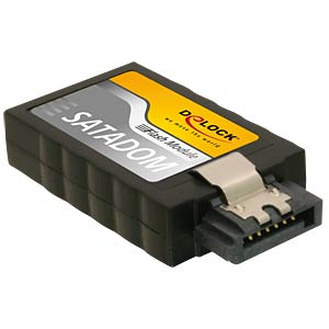 SATA 6 Gb/s Flash Modul 64 GB MLC WT DELOCK 54735
