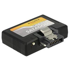 SATA 6 Gb/s DOM Modul 32 GB MLC DELOCK 54748