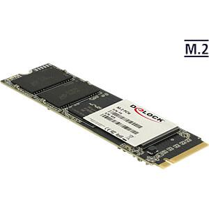 M.2 PCIe SSD Micron 3D-MLC Industrial 128 GB DELOCK 54805