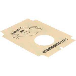 Delock 2.5 SATA Festplatten-Schutzfolie DELOCK 65322