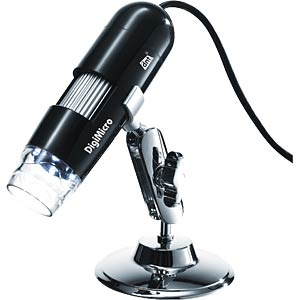 2-megapixel camera microscope, USB DNT 52092