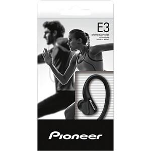 Koptelefoon, In-Ear, zwart PIONEER SE-E3-B
