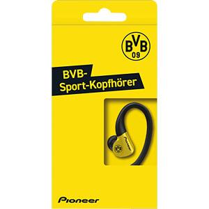 Hoofdtelefoon, In-Ear, geel (BVB-fan hoofdtelefoon) PIONEER SE-E3BVB
