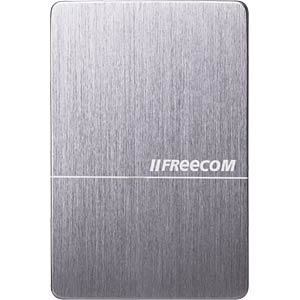 Externe 2TB Festplatte mHDD Slim Space-Grey FREECOM 56380