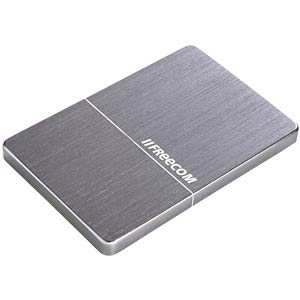 Freecom mHDD Slim Space-Grey 1TB FREECOM 56369