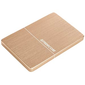 Freecom mHDD Slim Gold 2TB FREECOM 56382