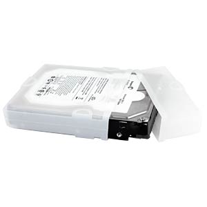 3.5 Zoll Silikon Festplattenschutzhülle STARTECH.COM HDDSLEV35