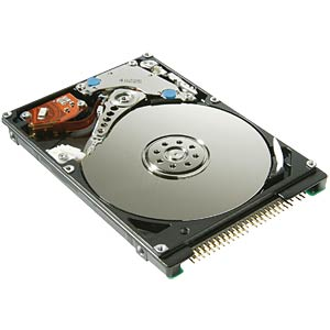 "Internal hard drive 2.5"" ATA 160 GB 5400 rpm SAMSUNG HM160HC-ST160LM005"