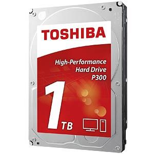 1TB Festplatte Toshiba P300 - Desktop TOSHIBA HDWD110UZSVA