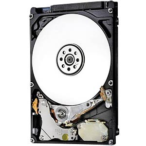 Notebook hard drive, 1 TB, HGST Travelstar HGST HTS721010A9E630