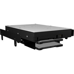 Einbaurahmen für 2,5/3,5 HDD/SSD in 5,25 ICYBOX IB-AC652