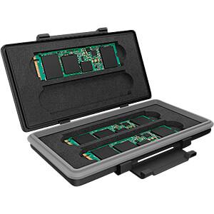 ICY IB-AC620-M2 - Schutzbox für M.2 SSDs