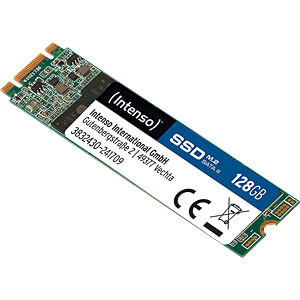 Intenso Top Performance SSD 128GB M.2 SATA INTENSO 3832430