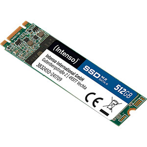 Intenso Top Performance SSD 512GB M.2 SATA INTENSO 3832450