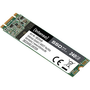 Intenso High Performance SSD 240GB M.2 SATA INTENSO 3833440