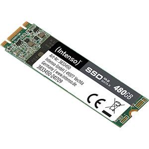 Intenso High Performance SSD 480GB M.2 SATA INTENSO 3833450