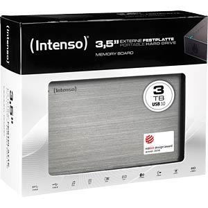 3TB Intenso Memory Board INTENSO 6033511